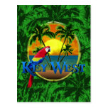 Key West Sunset Post Card