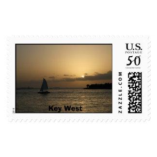 Key West Sunset Postage