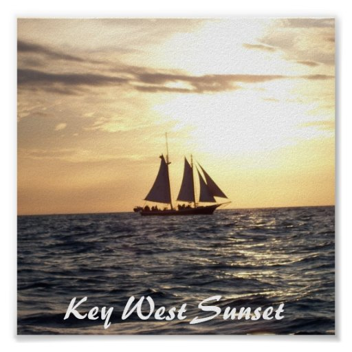 Key West Sunset Posters