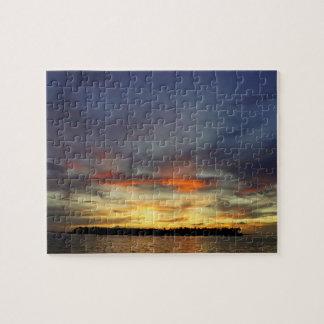 Key West Sunset Puzzles