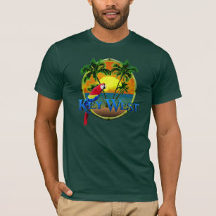 ea3eb193 Key West T-Shirts - T-Shirt Design & Printing   Zazzle