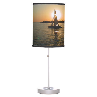 Key West Sunset Table Lamp