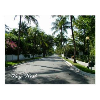 Key West Tarjeta Postal