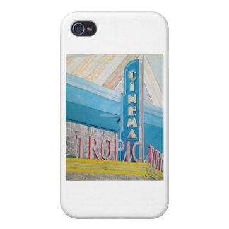 Key West - Tropic Cinema.JPG iPhone 4/4S Cover