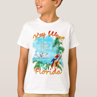 Key West Tropical Rock T-Shirt