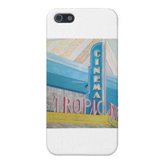 Key West - trópico Cinema JPG iPhone 5 Protector
