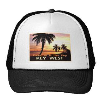 KEY WEST TRUCKER HAT