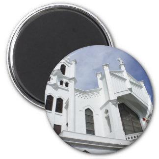 Key West Worship Magnet