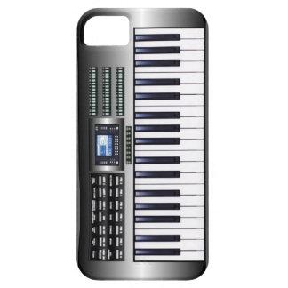 Keyboard_04 por el rafi talby funda para iPhone 5 barely there