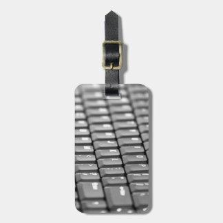 Keyboard Bag Tag