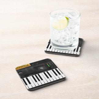 Keyboard Beverage Coaster