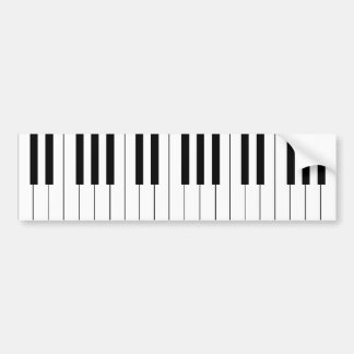 Keyboard Bumper Sticker