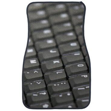 Professional Business Keyboard Car Mat