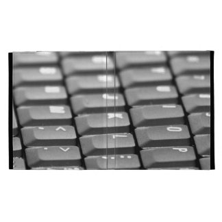 Keyboard iPad Folio Case