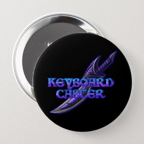 Keyboard Caster MMORPG Button