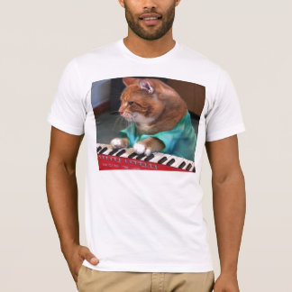 Keyboard Cat Bento Shirt! T-Shirt