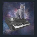 "keyboard cat - cat music - space cat bandana<br><div class=""desc"">pet , keyboard , cat , kittens , &quot;cute cats&quot; , &quot;funny cats &quot;, &quot;kitty cat &quot;, &quot;cat space&quot; , &quot;cat keyboard&quot; , &quot;cats in space&quot; , </div>"