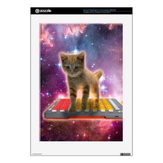 keyboard cat - tabby cat - kitty skins for PS3 console