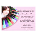 Keyboard Chaos with Your Photo Personalized Invitation