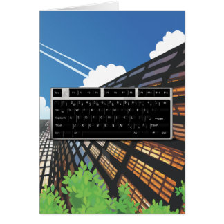 Keyboard - Corporate Card