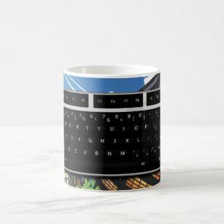 Keyboard - Corporate Coffee Mugs