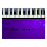 Keyboard Couture Set Cards