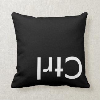 Keyboard Ctrl Alt Del Key Pillow
