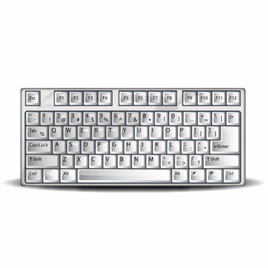 Keyboard Cutout