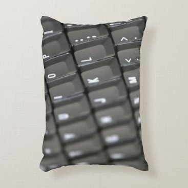 Professional Business Keyboard Decorative Pillow
