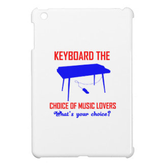 Keyboard designs iPad mini cases