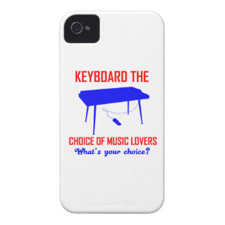 Keyboard designs iPhone 4 case