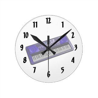 keyboard electronic dark blue.png round clock