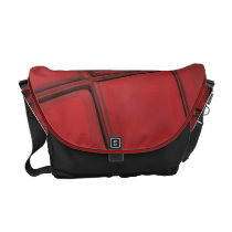 Keyboard Exposure Messenger Bag
