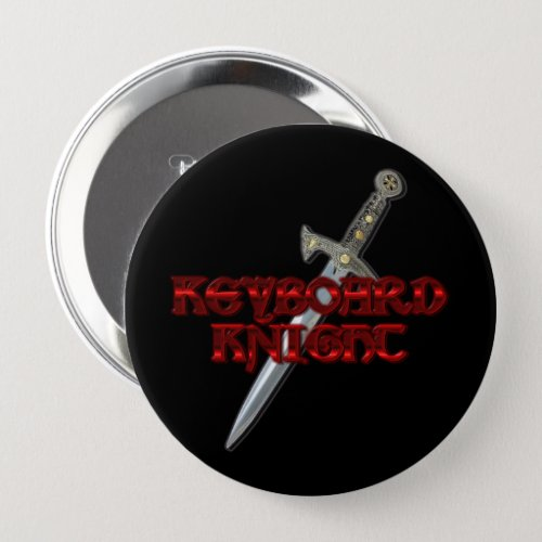 Keyboard Knight MMORPG Button