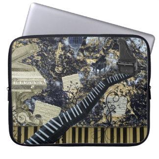 Keyboard Landscape Computer Sleeve