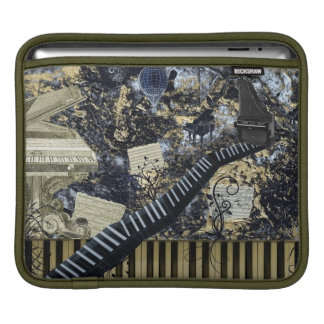Keyboard Landscape Sleeve For iPads