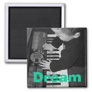 keyboard man, Dream Magnet