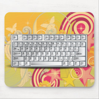 Keyboard Mouse Pad