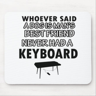 keyboard musical instrument mouse pad