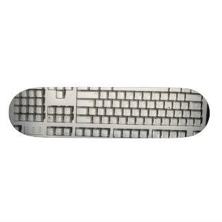 Keyboard or Skateboard?