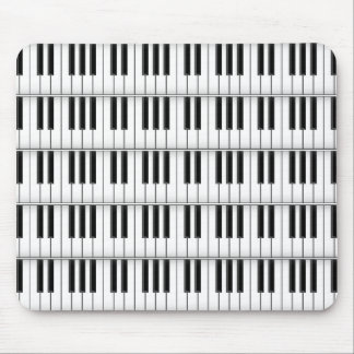 Keyboard / Piano Keys: Custom Mousepad