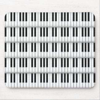 Keyboard / Piano Keys: Custom Mousepad