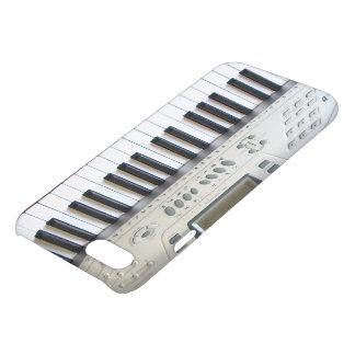 Keyboard piano keys music iPhone 7 case
