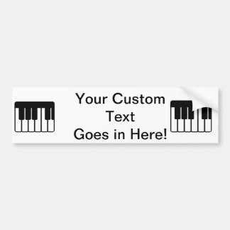 keyboard piano part.png bumper sticker