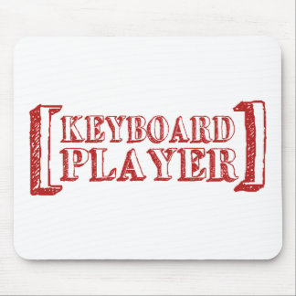Keyboard Player Mouse Mats