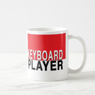 Keyboard Player Mug