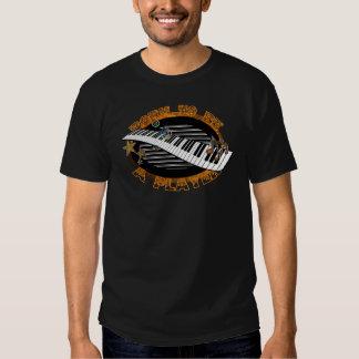 Keyboard Player T-shirt