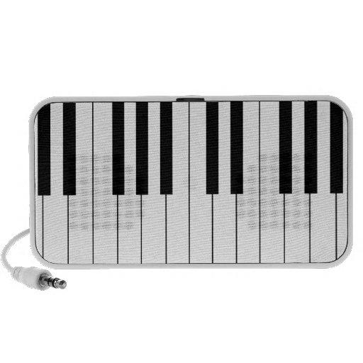Keyboard Portable Speaker