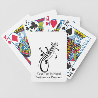 keyboard scroll and notes black.png bicycle playing cards