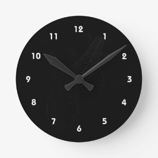 keyboard scroll and notes black.png round clock